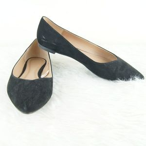 A New Day | Faux Suede Flats | Size 8